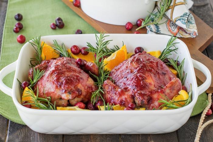 Christmas Dinner Idea : Cornish Hens