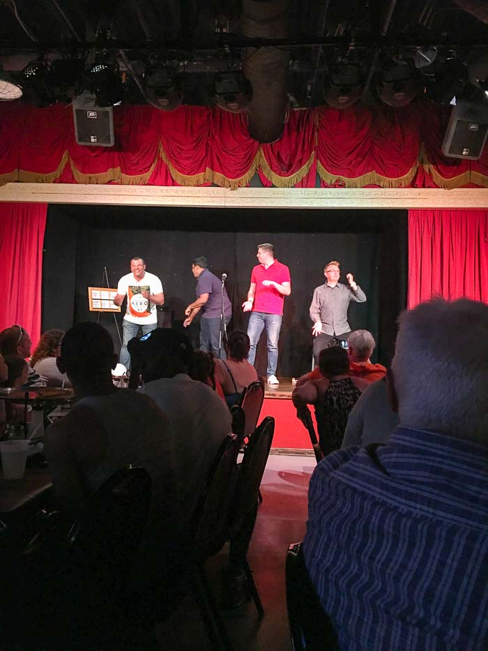 Outta Control Magic Comedy Dinner Show Orlando as part of things to do in Orlando for a Girls Getaway