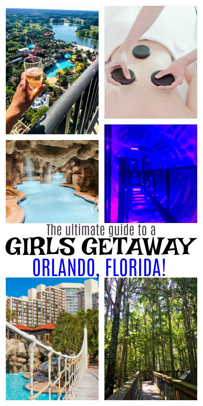 The ultimate guide to a girls getaway to Orlando, Florida. Learn about the best resort, air boat tour, comedy club, dinner locations and more! via @mrsmajorhoff
