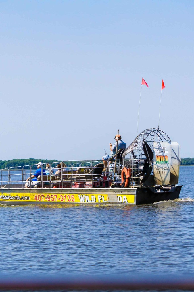 Wild Florida Air Boat Tours