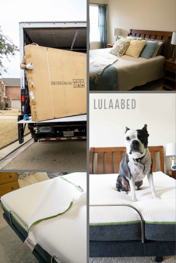 A LulaaBED mattress has totally changed the quality of my sleep and I would love to share my review with you. See how this mattress and adjustable base has revolutionized the way I sleep at night. White Glove Delivery made it easy from the start. #ad #lulaabed via @mrsmajorhoff