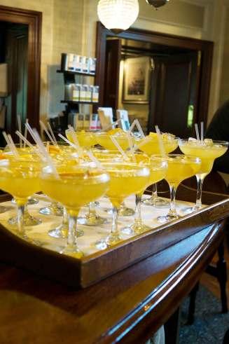 drinks at Muckross Park Hotel