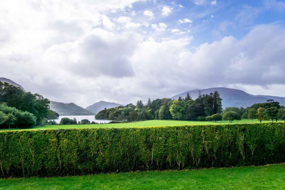 Muckross Lake is one of the 3 Lakes of Killarney