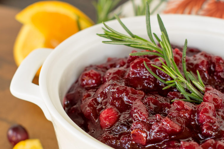 cranberry orange sauce will be a favorite for Thanksgiving. It goes great with Cornish hens!