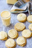 This eggnog cookie recipe is full of eggs and nutmeg just like your favorite glass of eggnog!