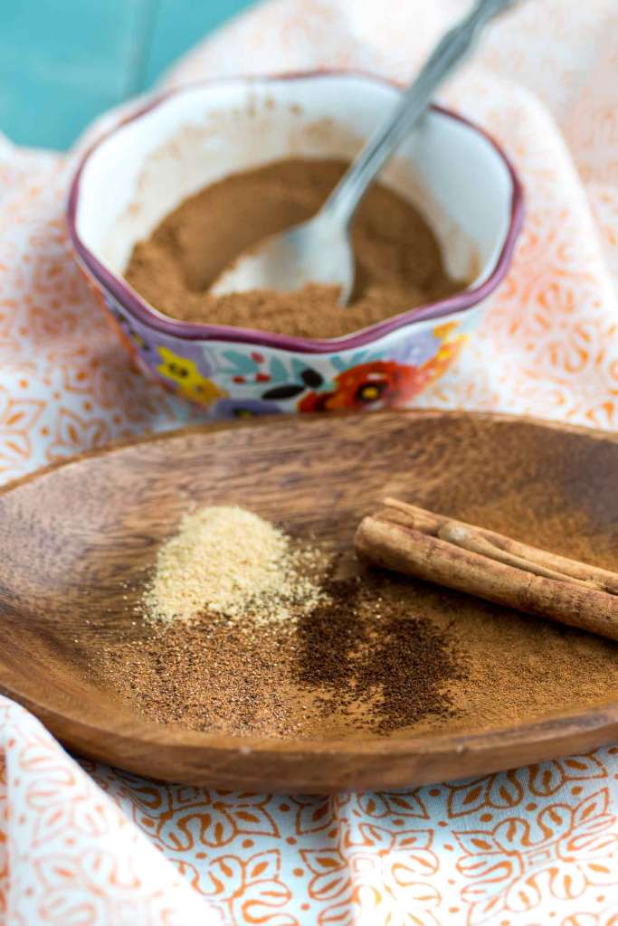 easy to make pumpkin pie spice from scratch