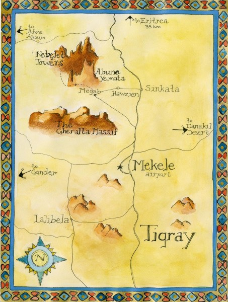 low res local map