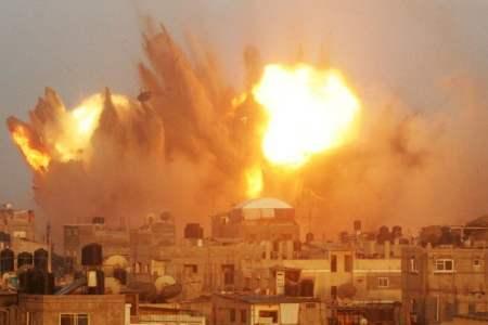 """Bombardements à Gaza: près de 1300 morts depuis le lancement de l'opération """"Bordure Protectrice"""""""