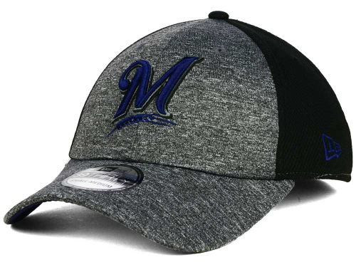 Brewers New Tech Fuse Gray 3930cap