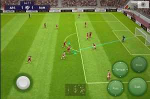 Pes 21 Mobile Gameplay