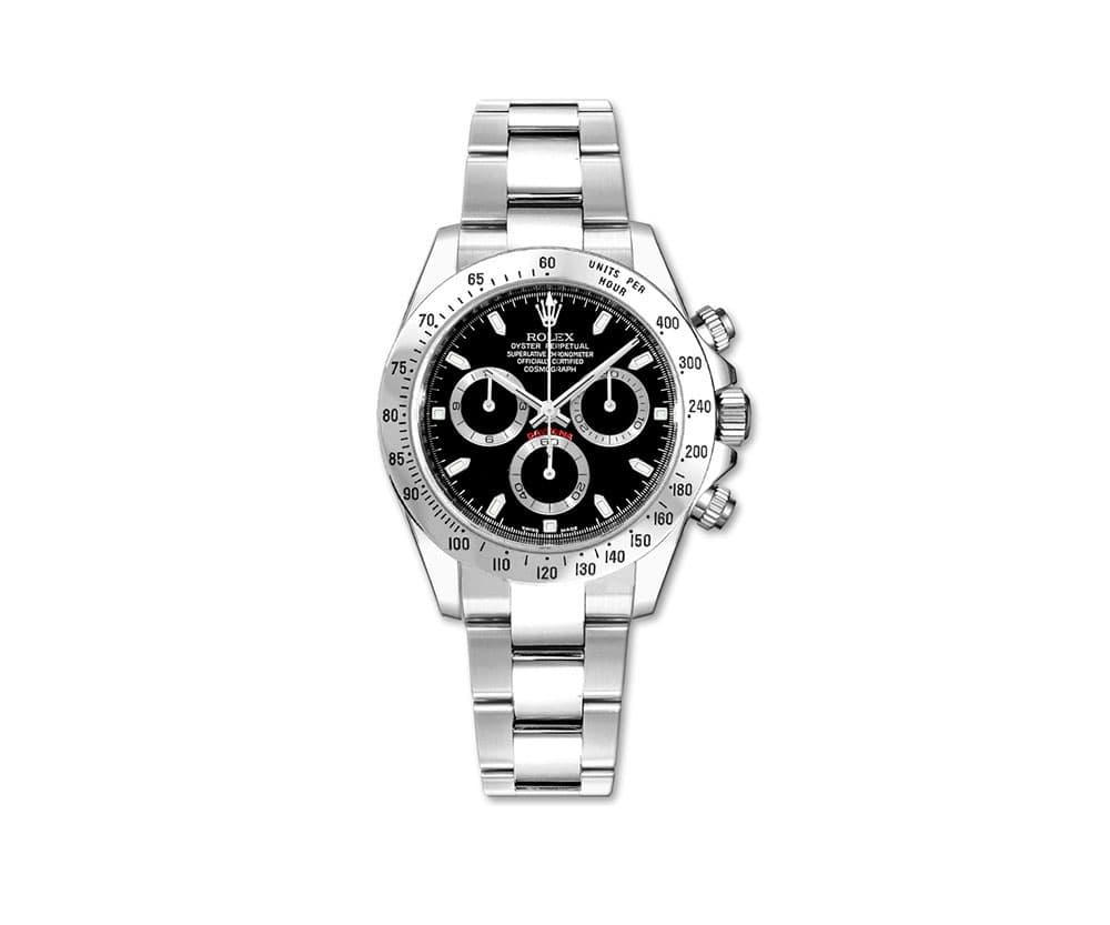 New Rolex Daytona Cosmograph Mens Luxury Watch 116520-BLACK