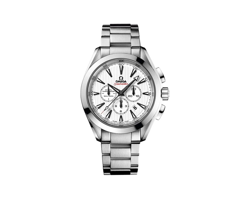 Omega Aqua Terra Chronograph 44 mm Mens Watch 23110445004001