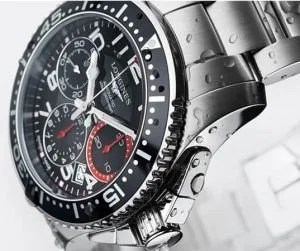 LONGINES HYDROCONQUEST AUTOMATIC CHRONOGRAPH COLLECTION