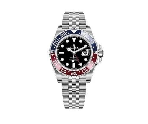 Rolex 126710blro GMT-Master II Pepsi Professional Mens Watch @majordor #majordor