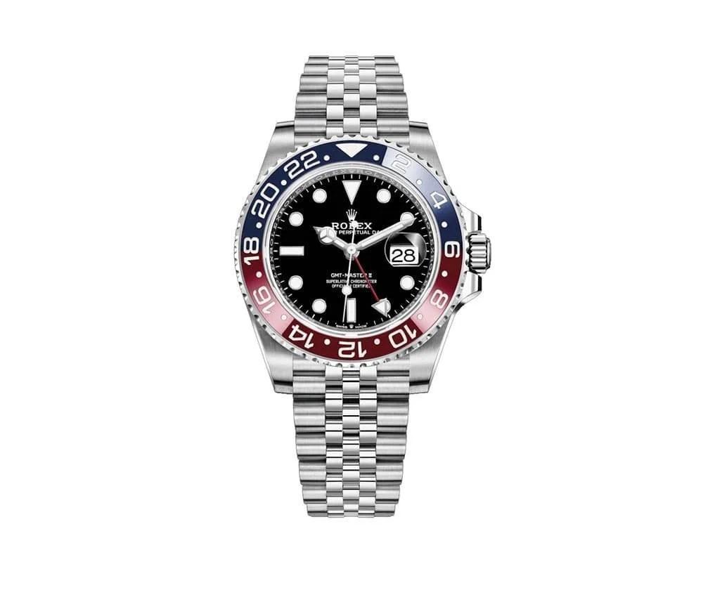 Rolex 126710blro-0001 GMT Master II Pepsi Oystersteel Professional Watch