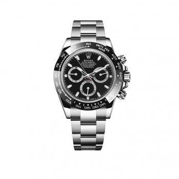 Rolex Daytona 116500ln Black Cosmograph Steel Mens Luxury Watch @majordor #majordor
