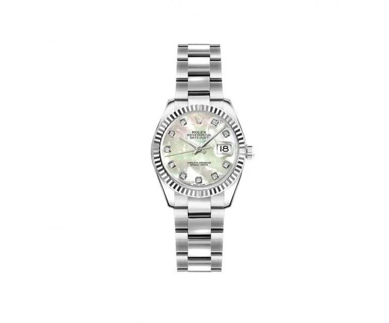 Rolex Lady Datejust 179174-MOPDO 26mm Luxury Womens Watch
