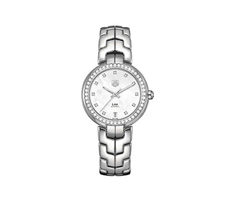 New Tag Heuer Link Automatic Ladies Luxury Watch WAT2314