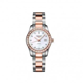 Longines Conquest Classic L2.285.5.88.7 Women Luxury Watch