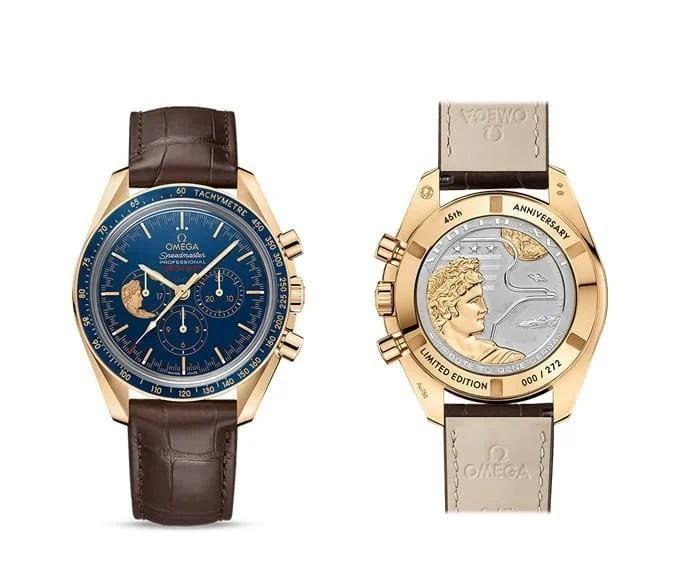 Omega Speedmaster Moonwatch Apollo XVII Watch 31163423003001