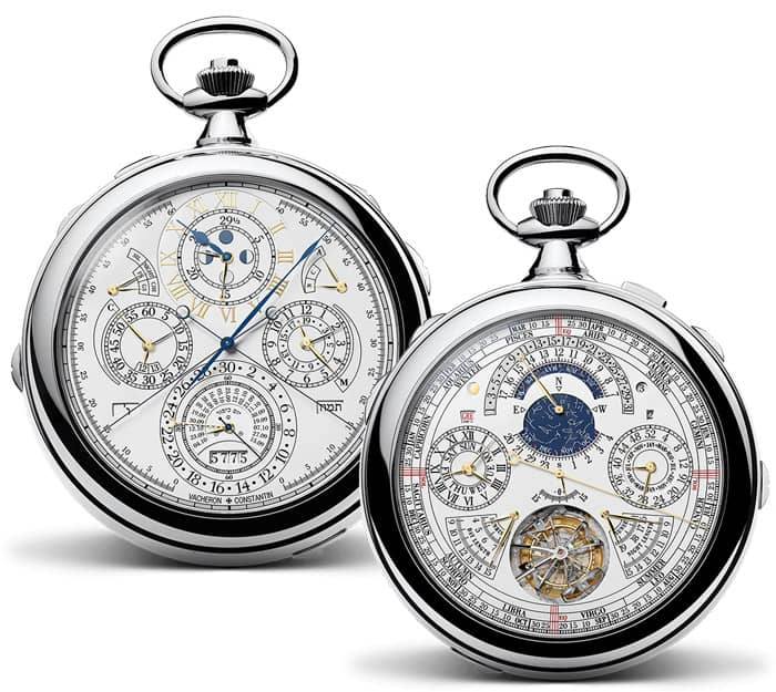 Top 10 Most Complicated Timepieces in the World Part 2
