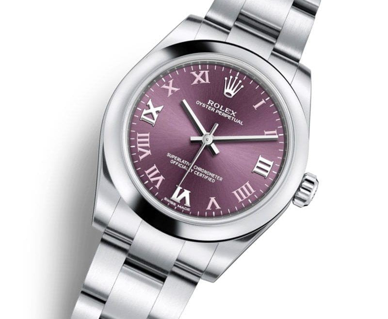 Rolex Oyster Perpetual 177200 31 mm Ladies Watch Review