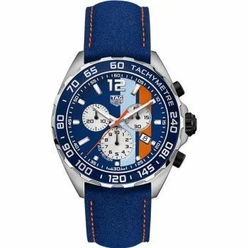 Tag Heuer caz101n.fc8243 Formula 1 Gulf Racing Limited Edition