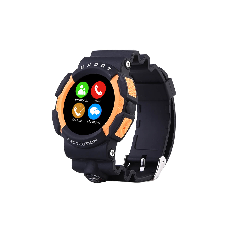No1 A10 is G Shock rugged smartwatch