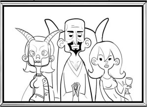 Florida Friday: Satanic Temple submits children's coloring