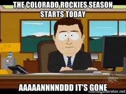 rockies season