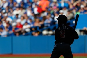 MLB: Arizona Diamondbacks at Toronto Blue Jays