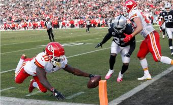 Tyreek Hill - D.Ross - AP