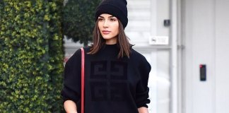 Olivia-Culpo-Fendi-thigh-high-boots-street-style-December-7-2018