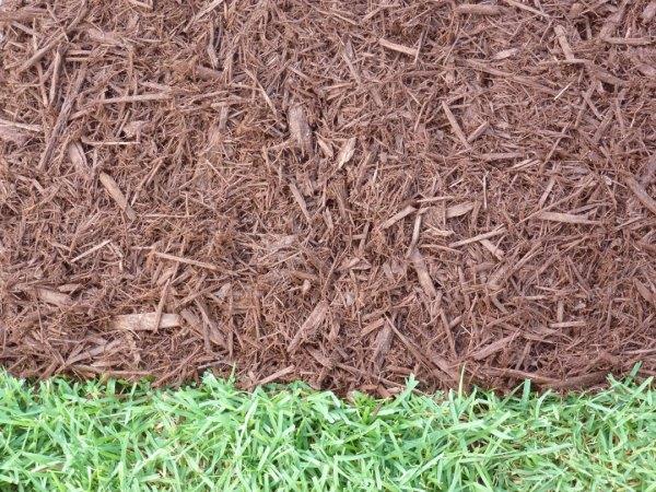 types of mulch major installations