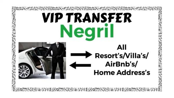 VIP Transfer Negril