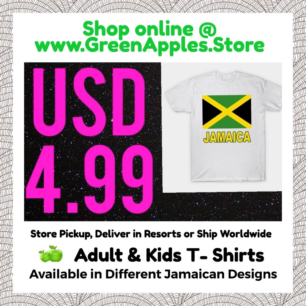 Jamaican Design T-Shirt