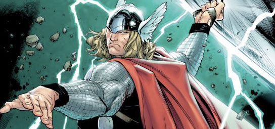 Marvel's Thor is reviewed in this issue of the Major Spoilers Podcast