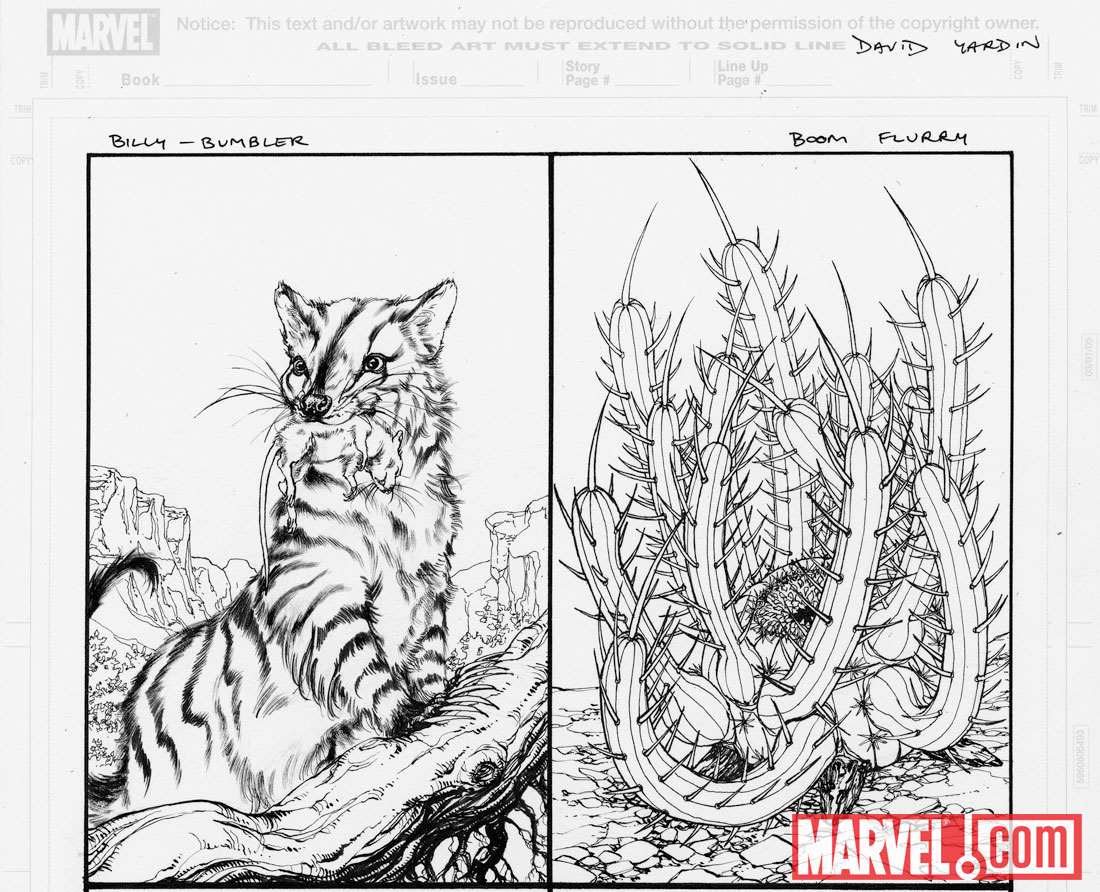 Marvel Announces Dark Tower: End-World Almanac — Major