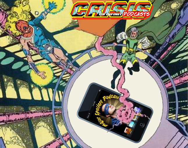 Crisis on Infinite Podcasts