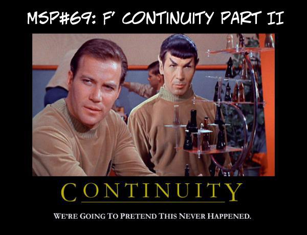 Fuck Continuity