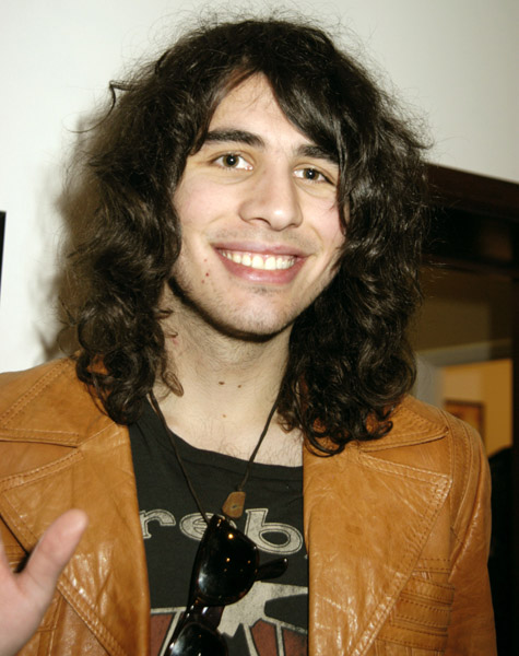 Nick Simmons attends the Grand Opening of Radical Publishing held at the Radical Publishing offices on February 19, 2009 in Los Angeles, California.