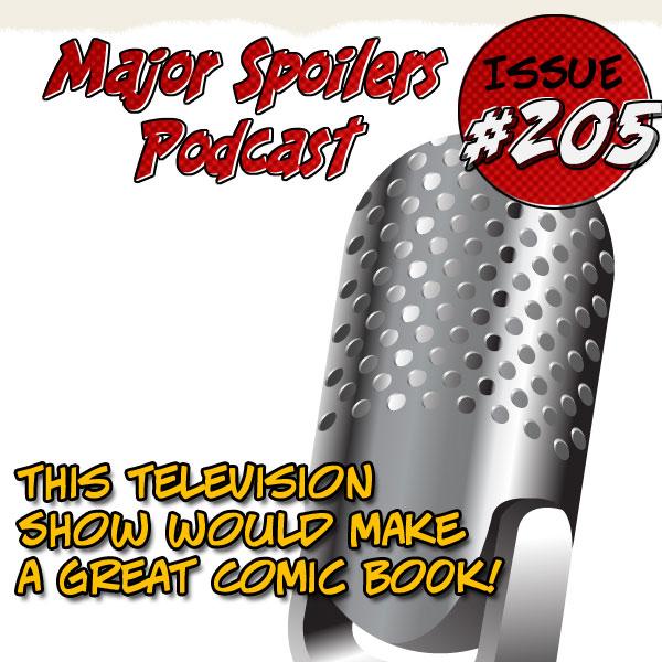 Major Spoilers Podcast
