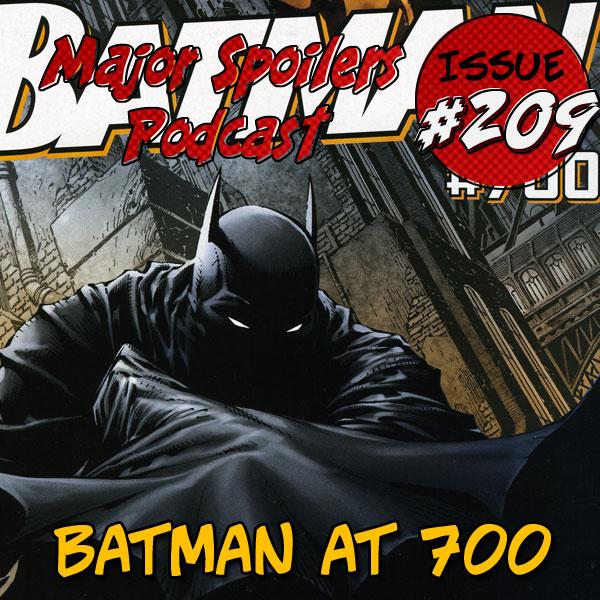 batman at 700