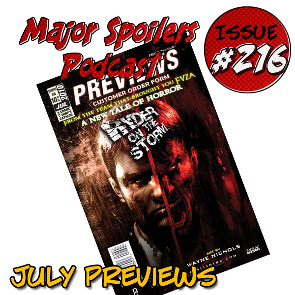 Previews July 2010