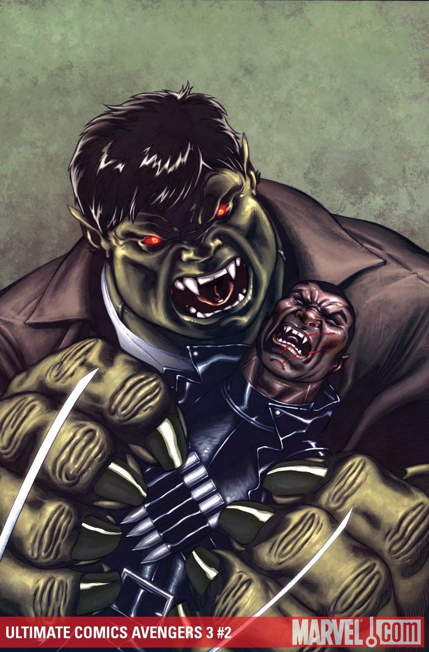 dueling review  ultimate  comics  avengers 3  2  u2014 major spoilers u2014comic book reviews  news