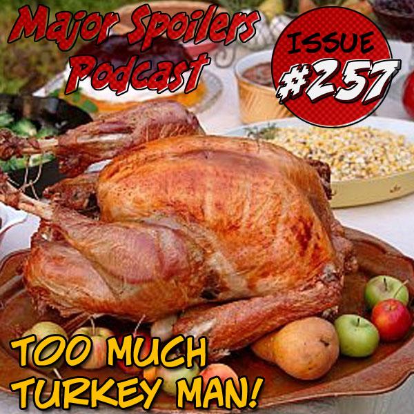 Too Much Turkey Man