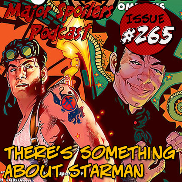 Starman and Fear Itself