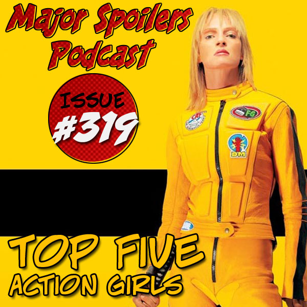 Top Five Action Girls