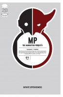 The Manhattan Projects #1 Cover