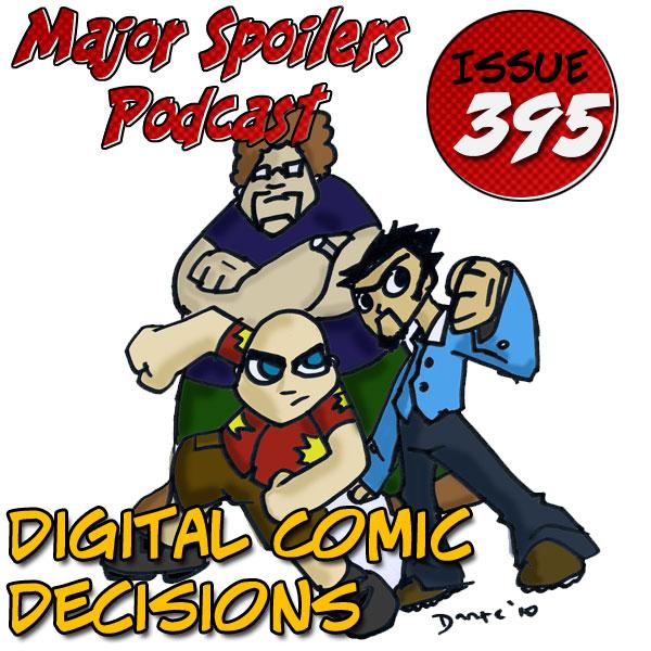 Digital Comic Decisions